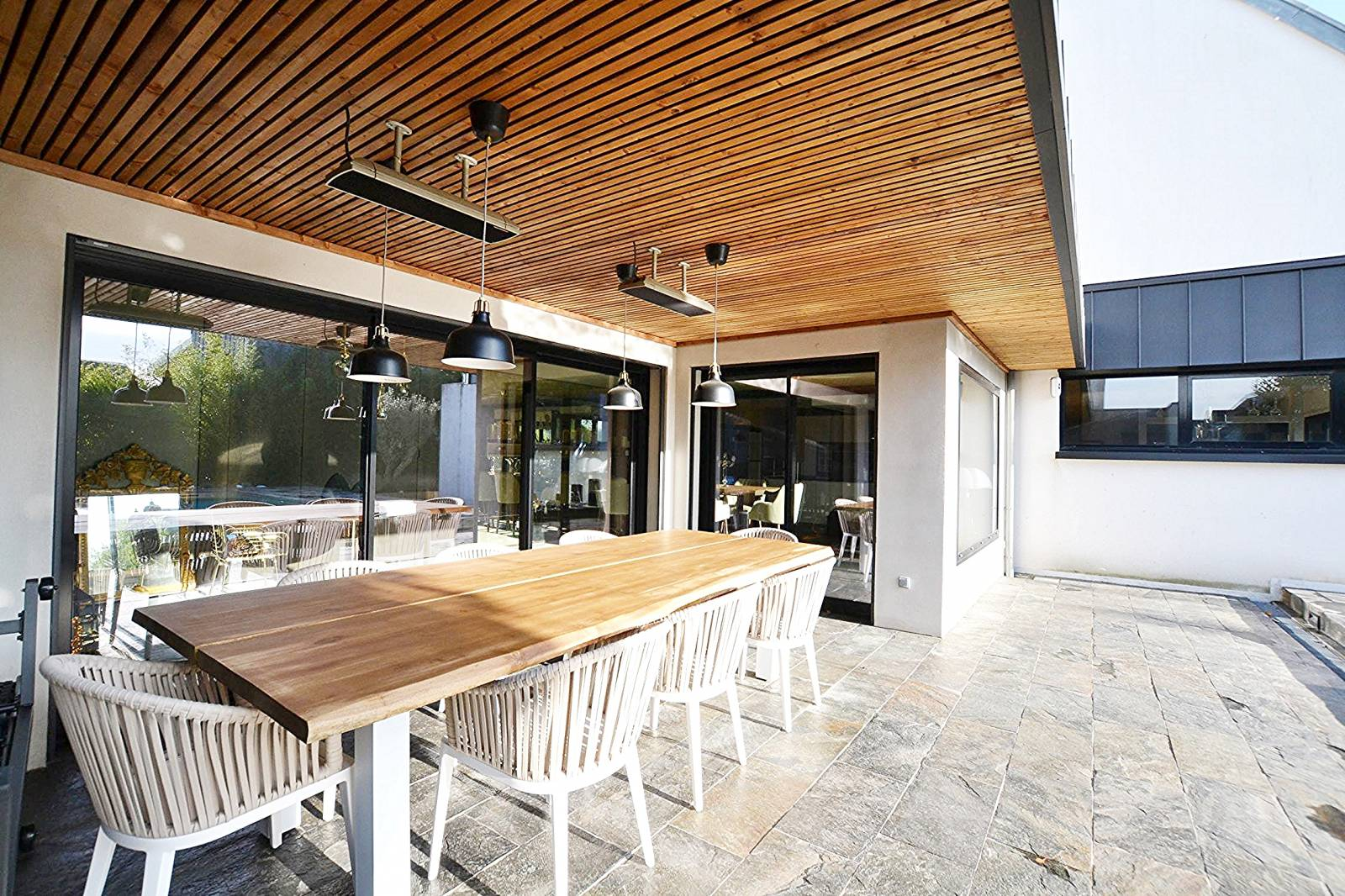 A vendre magnifique maison d'architecte avec piscine sur ...